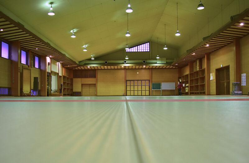 村山武道館